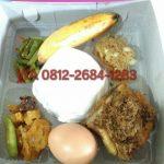 0812-2684-1283 Menu Nasi Kotak di Jogja dengan Packaging yang Branded