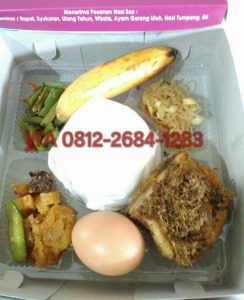 0812-2684-1283 Harga Nasi Kotak di Jogja dengan Dus yang Branded