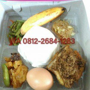 0812-2684-1283 Catering Nasi Kotak di Yogyakarta dengan Box yang Bermerk