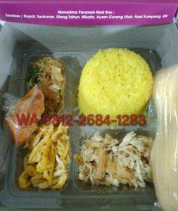 nasi kuning box jogja