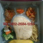 0812-2684-1283 Menu Nasi Box di Yogyakarta dengan Dus yang Bermerk